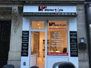 Boutique Bh-Vitrier-Paris.fr