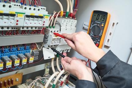 dépannage électricien