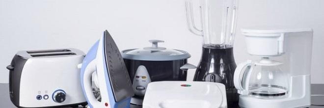 La consommation des appareils ménagers