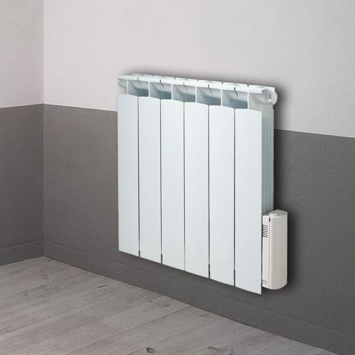 Pose radiateur electrique sur Paris 18